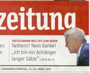 Kretschmann im taz-Interview