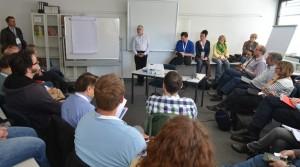 Die Session Karleinz Pape zur Betrieblichen Weiterbildung